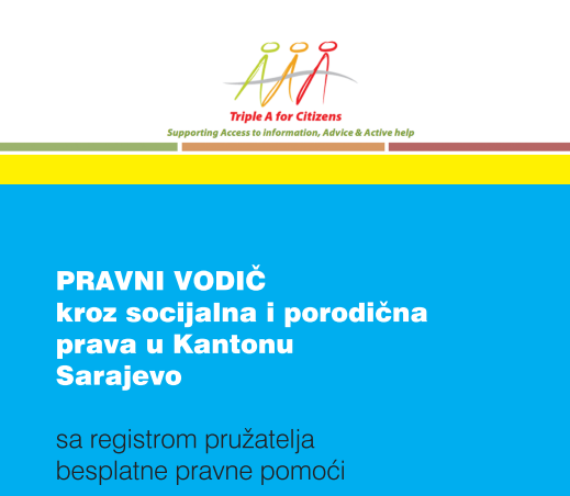 Efficient approach to the provision of Free Legal Aid in Sarajevo Canton
