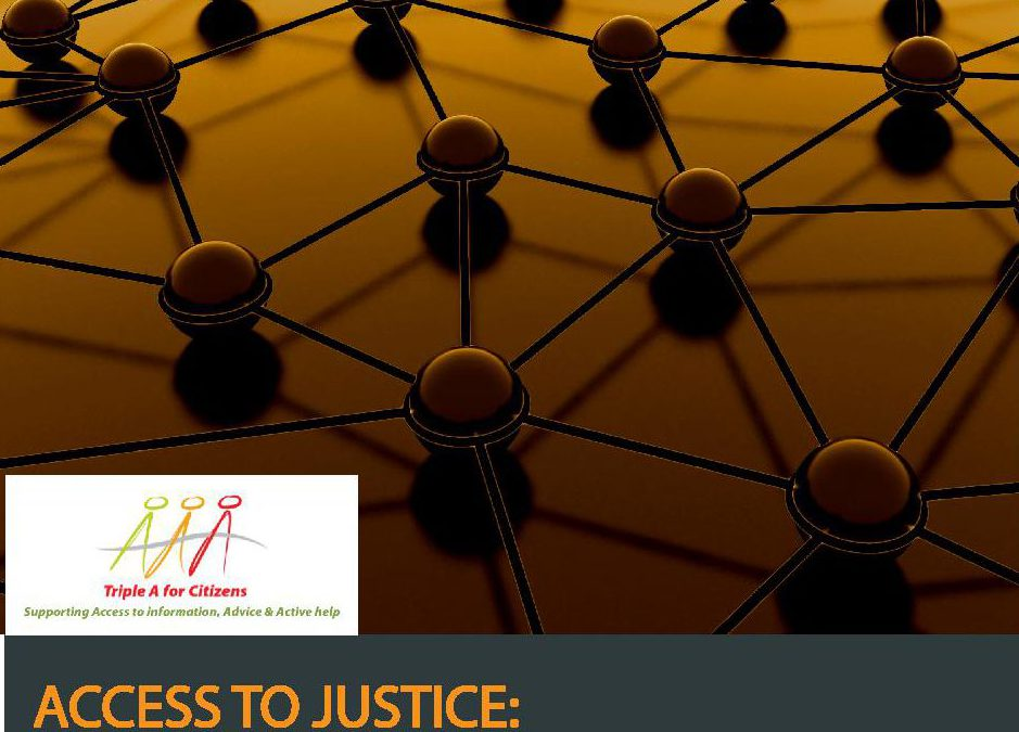 Access to Justice: Provision of Information, Advice and Free Legal Aid in Bosnia and Herzegovina 2016