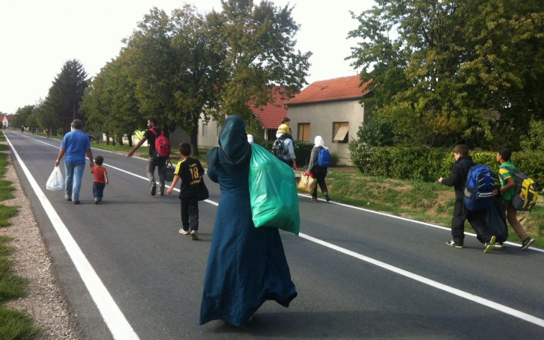 Refugees in Croatia